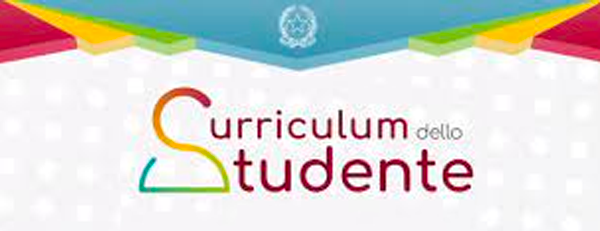 curriculum dello studente
